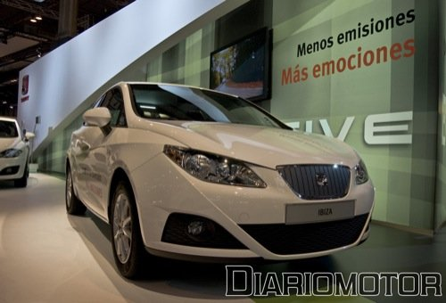 Seat Ibiza Ecomotive 1.2 TDCI CR 75 CV