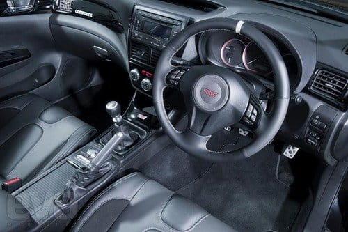 Subaru Impreza Cosworth CS400