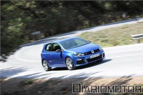 Volkswagen Golf R, a prueba