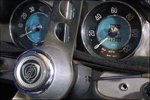 El Volvo P1800S que va camino de los 5 millones de km