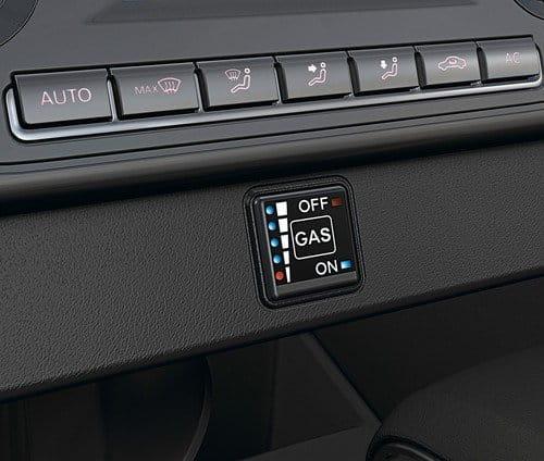 Volkswagen Polo BiFuel