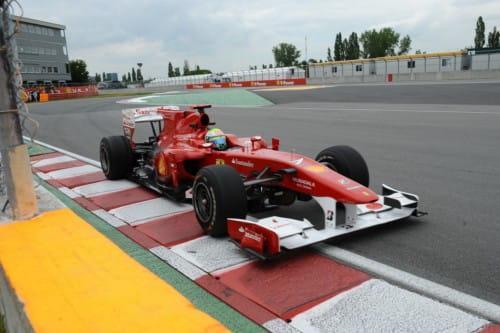 Fernando Alonso (Ferrari) - GP Canadá 2010