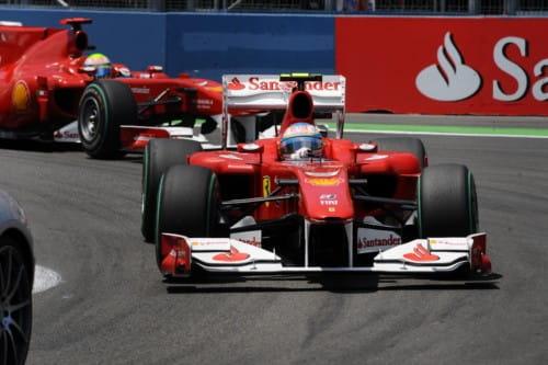 Ferrari - GP Europa 2010