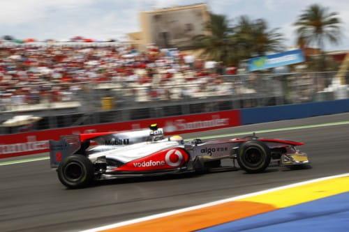 McLaren - GP Europa 2010
