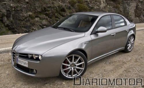 Alfa Romeo 159 2.0 JTDm Elegante