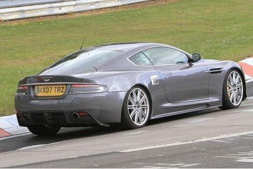 Seis nuevos Aston Martin hasta el año 2016