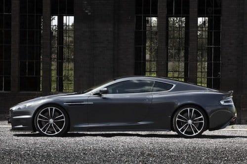 Aston Martin DB9 convertido a DBS por Edo Competition
