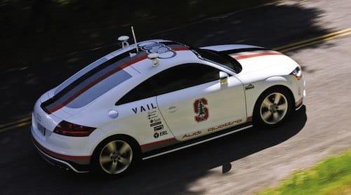 El Audi TTS que subirá a Pikes Peak lo hará sin piloto