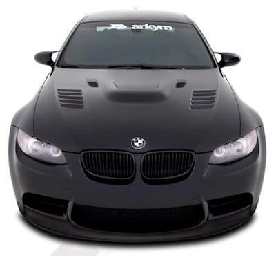 Akrym BMW M3 Coupé E92