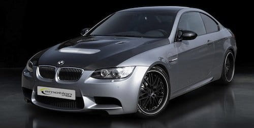 Emotion Wheels BMW M3 Coupé E92
