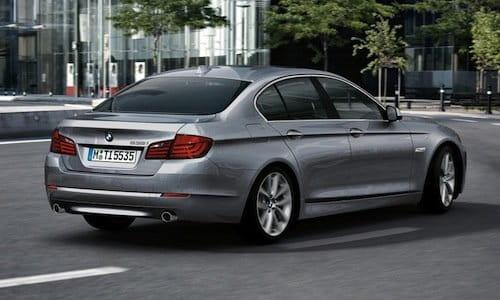 BMW Serie 5 2010