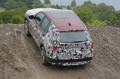 BMW X3 2011 fotos espía