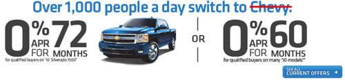 Chevrolet vs Chevy