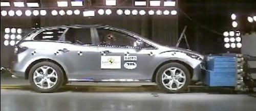 EuroNCAP: Mazda CX-7