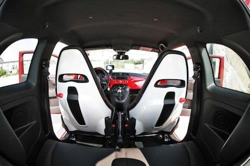Fiat 500 Abarth Ferrari Dealers Edition por Pogea Racing