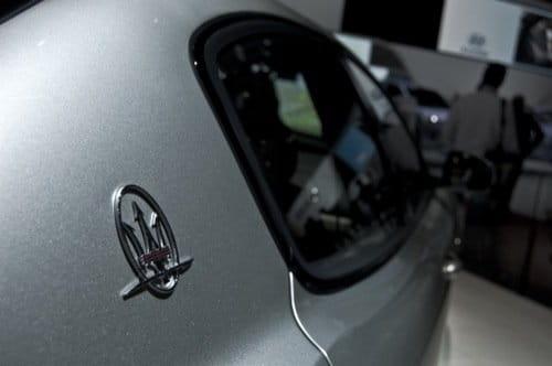 Maserati en Ginebra