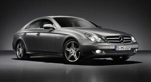 Mercedes CLS 2009