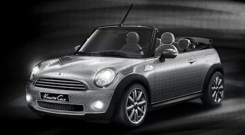 Mini Cooper Cabrio Life Ball 2010