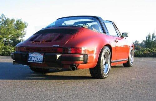 A la venta un Porsche 911 con un motor 8.2 V8 de un Cadillac Eldorado