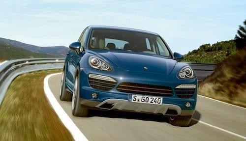Porsche Cayenne V6 y Diésel