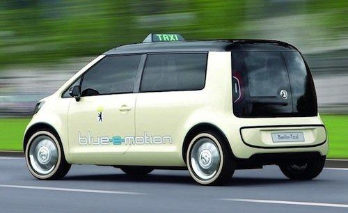 Volkswagen Berlin Taxi