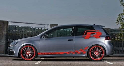 Volkswagen Golf R por Sport Wheels