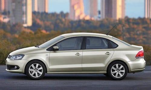 Volkswagen Polo Sedán 2011