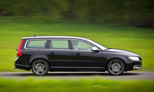 Lo más parecido a un Volvo V70-R, sólo para Alemania