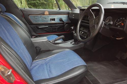 Triumph TR7 Coke Car