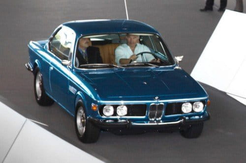 BMW 3.0 CSi (1972) - BMW Classic Center