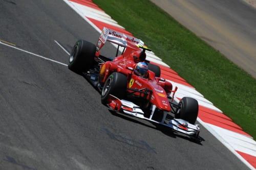 Fernando Alonso (Ferrari) - GP Gran Bretaña 2010