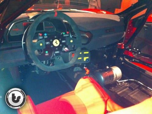 Nuevas imágenes no oficiales del Ferrari 458 Challenge
