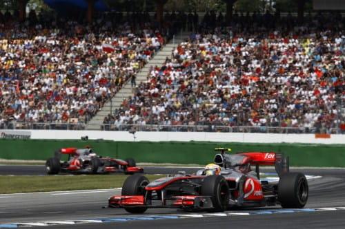 GP Alemania 2010 - McLaren