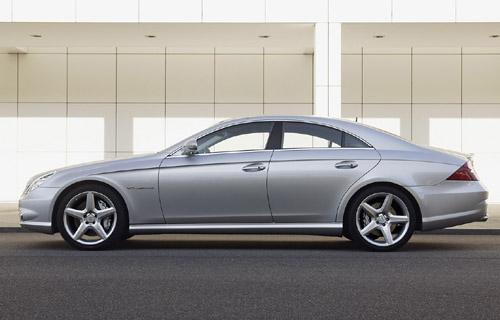 Fin de produccion Mercedes CLS primera generacion