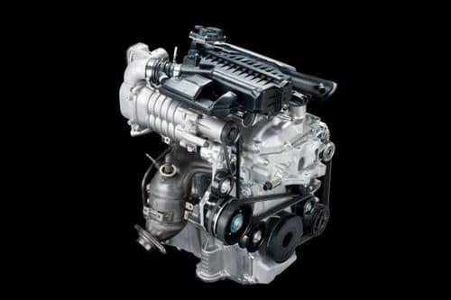 Nissan presenta su nuevo propulsor HR12DDR, pequeño y sobrealimentado