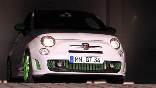G-Tech Abarth 500 RS-S: más verde, por favor