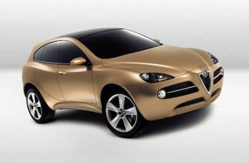 Alfa Romeo Kamal SUV Concept