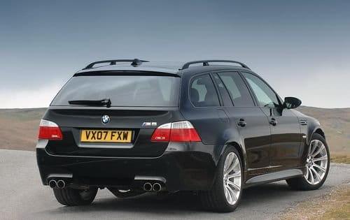 El actual BMW M5 se despide para dar paso a una nueva generación