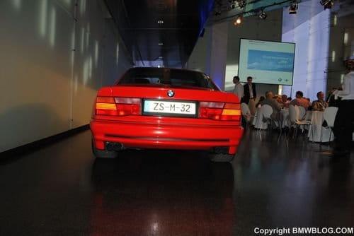 Éste es el único BMW M8 de la historia