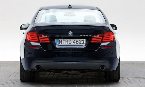 BMW Serie 5 paquete M Sport