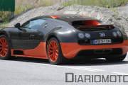 Fotos espía del Bugatti Veyron Super Sport