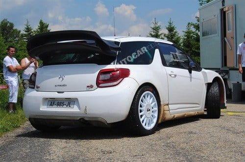 Así es el Citroën DS3 WRC