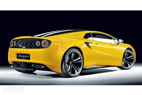 Lotus da pistas sobre la vuelta del Esprit