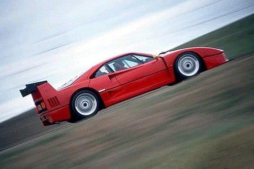 Volviendo la vista atrás: el Hamann F40 de 1994