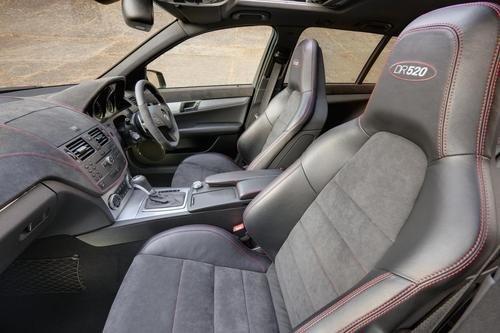 Mercedes C DR 520
