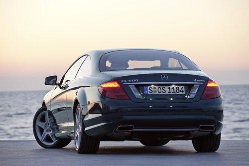 Mercedes CL 2010