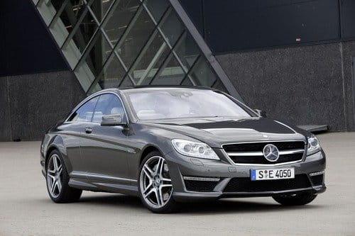 Mercedes CL 63 AMG y CL 65 AMG, turbos por pareja