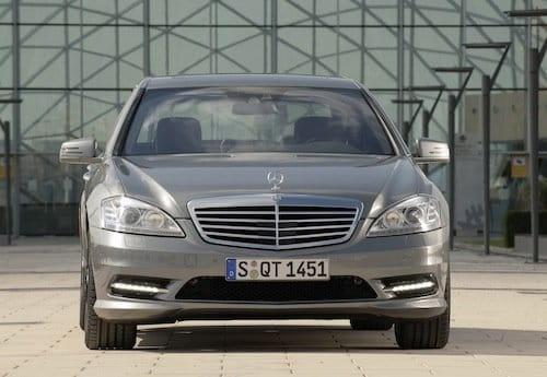Mercedes S 350 Bluetec, el Clase S que menos contamina