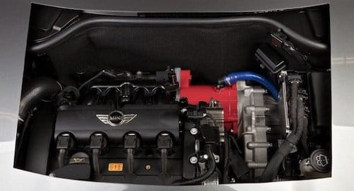 Mini Clubman S Hybrid Getrag demo car