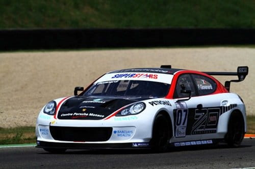 El Porsche Panamera de N.Technology ya está listo para competir